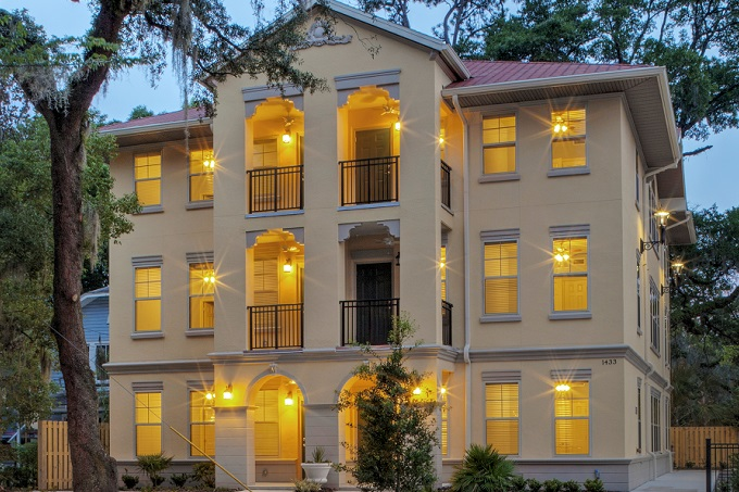 luxury apartments exterior. Centro Luxury  Exterior Apartments The Ideal Near UF and Midtown