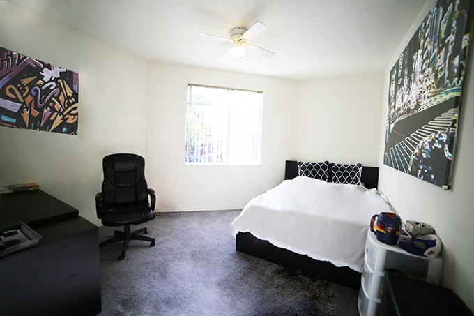 Stadium Central - D - Bedroom