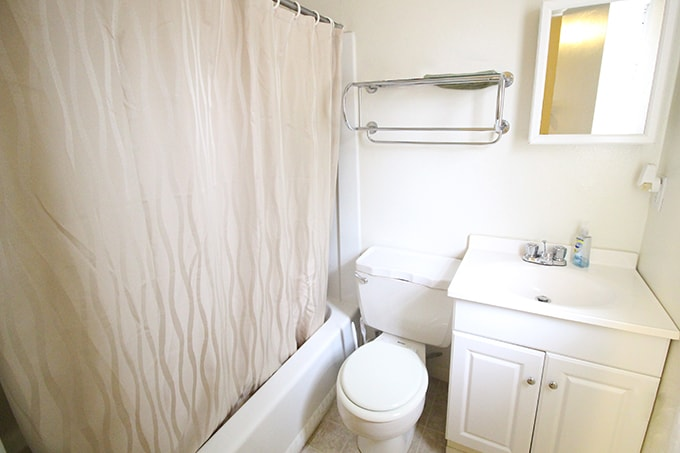 GP Duplex 1/1 Bathroom